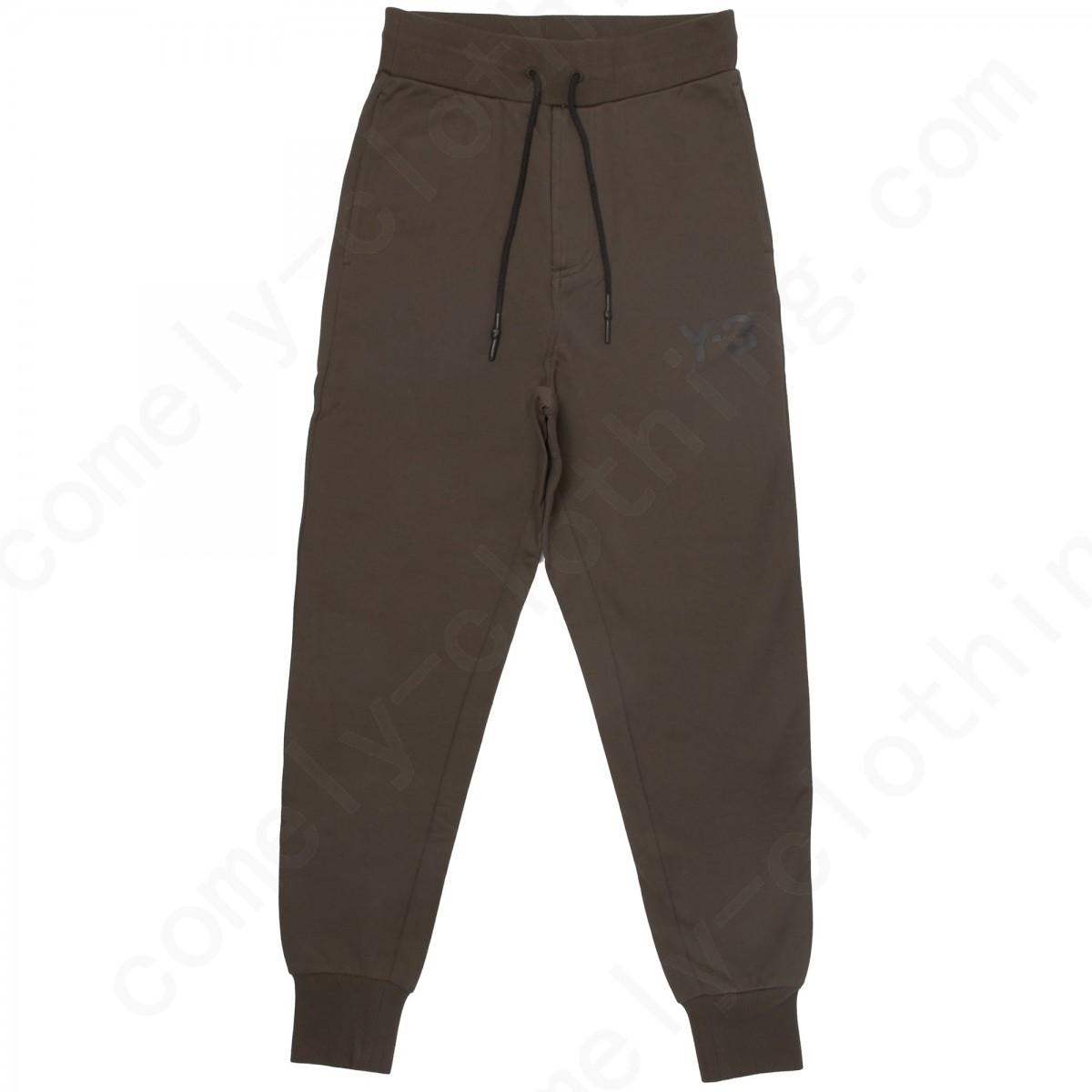 Adidas Y-3 Classic Cuffed Track Pants - Olive Men - -0